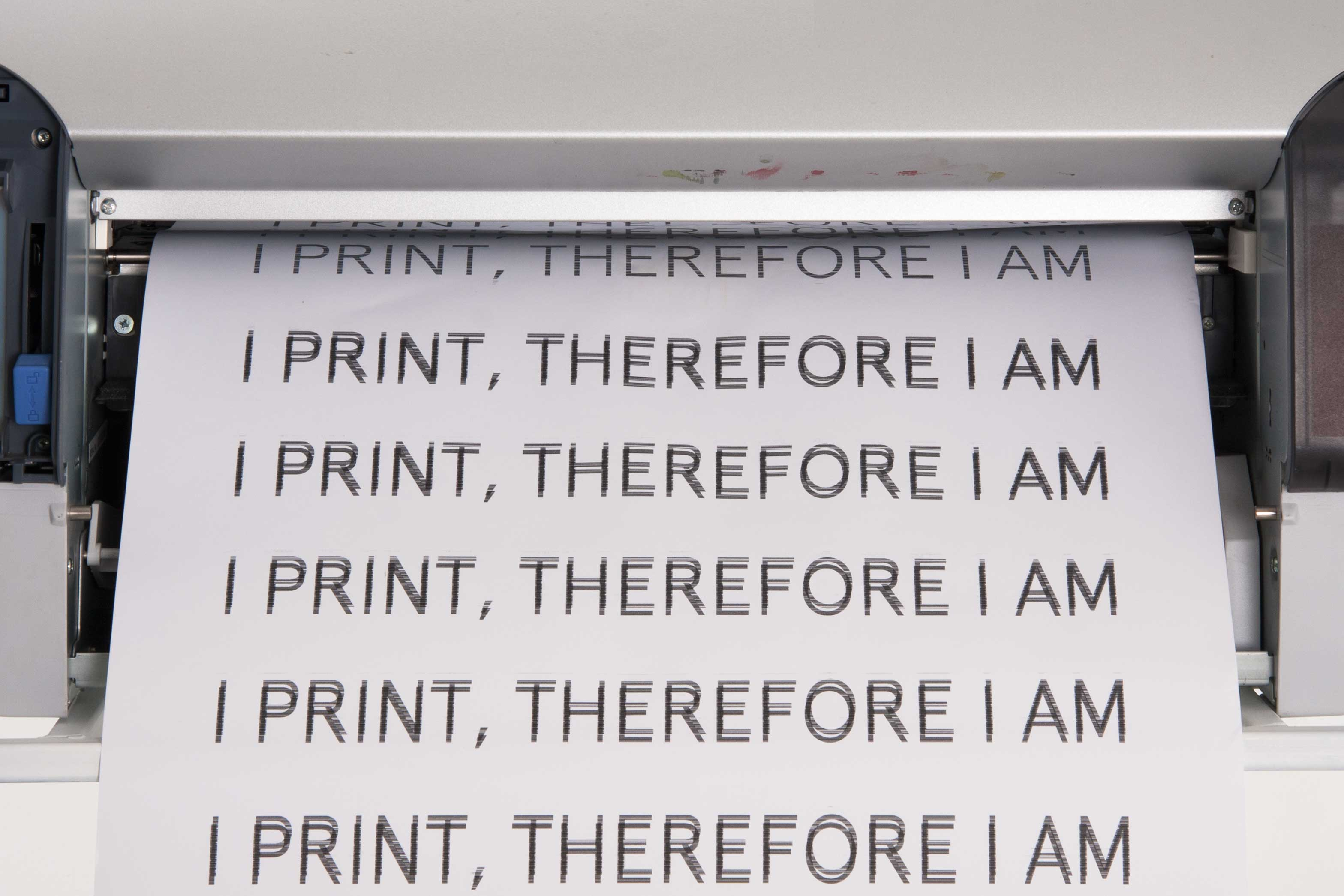 I Print, Therefore I Am4