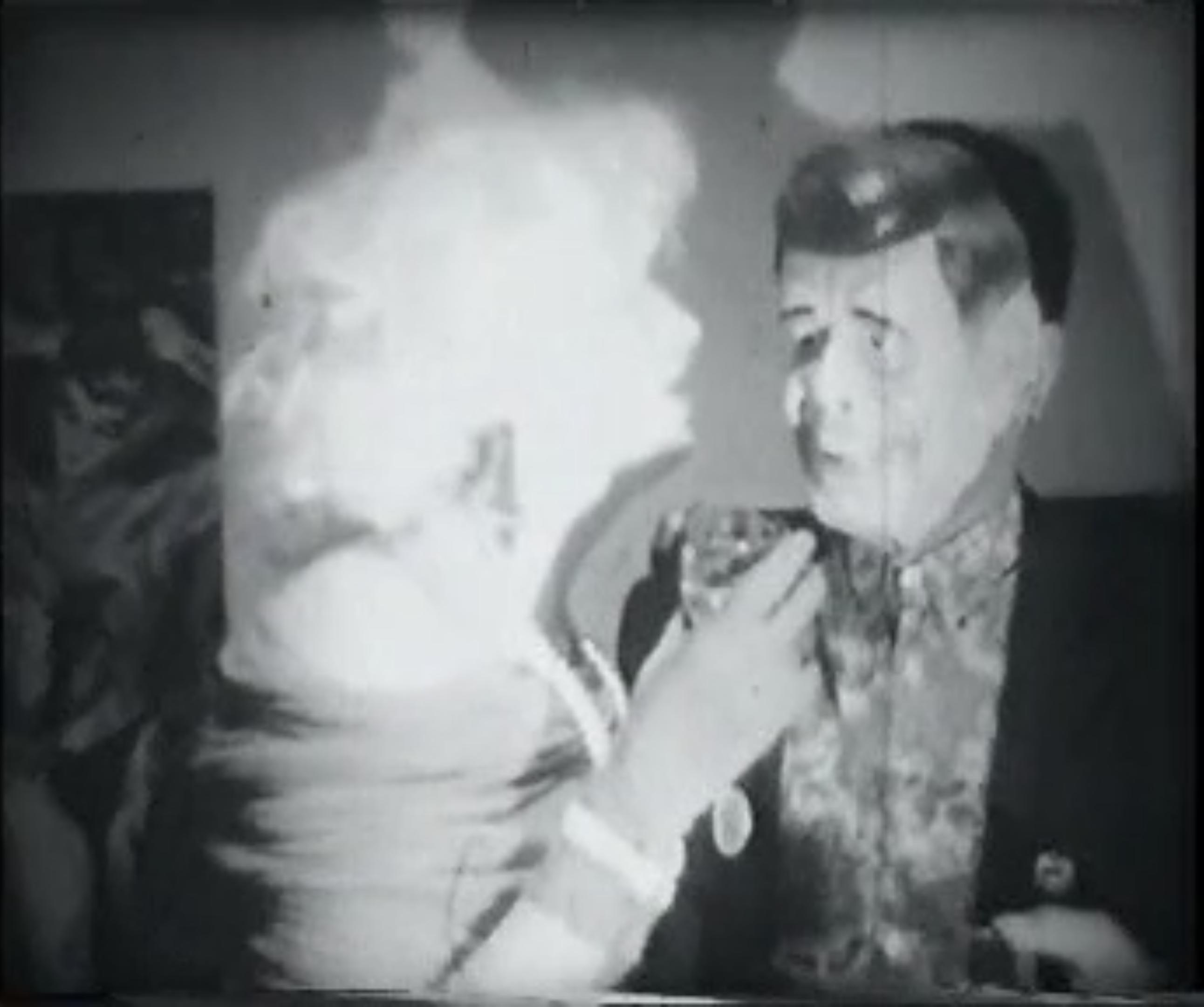 Andrius Venclova – Death of Monroe1