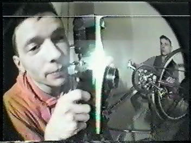 Андрюс Венцлова Проблемы вокруг велосипеда VHS 1992